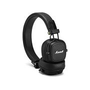 【新低!中亞Prime會員】Marshall 馬歇爾 Major III 黑色頭戴式搖滾重低音監聽耳機