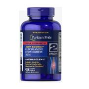 Puritan's Pride 普麗普萊 三倍強度氨基葡萄糖軟骨素+MSM 90粒