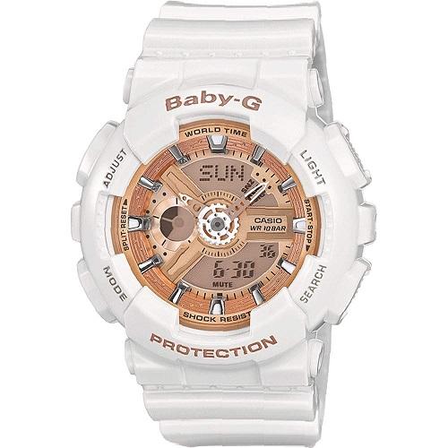 小降!【中亞Prime會員】Casio 卡西歐 BABY-G系列 BA-110-7A1ER 女款運動腕表