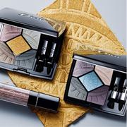 Dior 迪奧秋季限量五色雕刻眼影