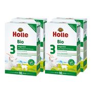 Holle 泓樂 嬰兒配方有機羊奶奶粉 3段 400g*4盒