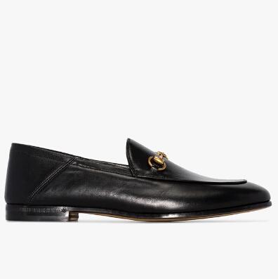 Gucci Brixton Horsebit 女士樂福鞋 三色可選