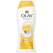 【2件8.8折】Olay 玉蘭油 乳木果保濕美白沐浴乳 650ml