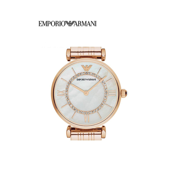 Emporio Armani 阿瑪尼滿天星女士手表 32mm