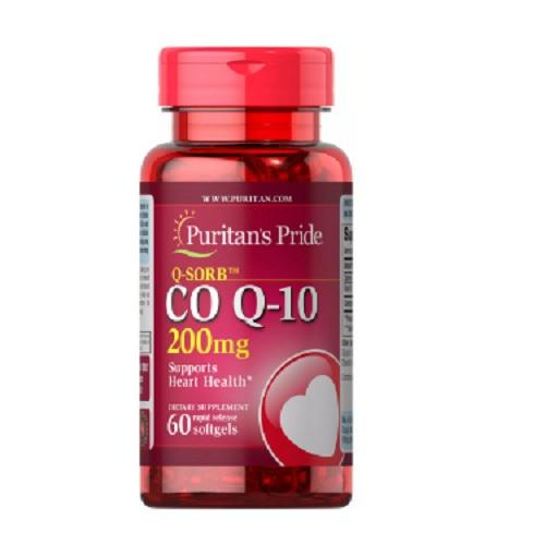 Puritan's Pride 普麗普萊 輔酶COQ10 200mg 60粒