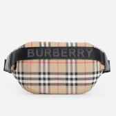 BURBERRY Fanny Packs 经典格纹腰包