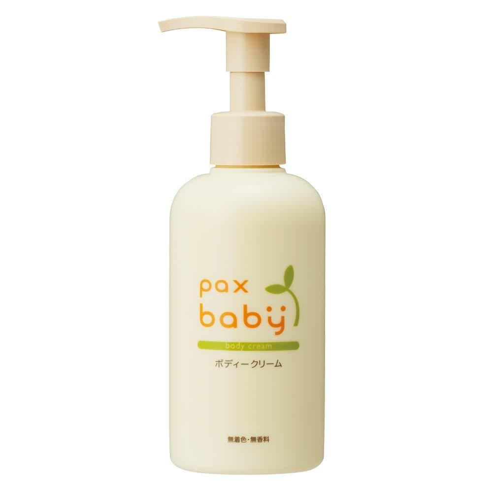 【中亞Prime會員】Pax Baby 太陽油脂 嬰幼兒保濕潤膚乳面霜身體乳 180g