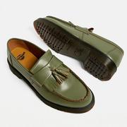 Dr. Martens 馬丁博士 Adrian Khaki Tassel 樂福鞋