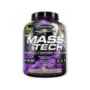 【包稅直郵】MuscleTech Mass Tech 肌肉科技增肌增重乳清蛋白粉 餅干奶油味 3.18kg