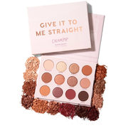 Colourpop 十二色眼影盤 give it to me straight