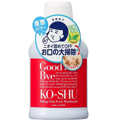 【日亞自營】石澤研究所 小蘇打 綠茶清潔口腔漱口水 200ml