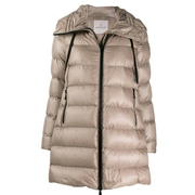 MONCLER hooded padded coat 女款羽絨服