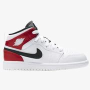 【小腳福利】Air Jordan 1 Mid 小芝加哥 中童款籃球鞋