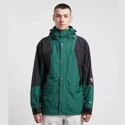 The North Face 1994 Retro 防水綠色拼接沖鋒夾克