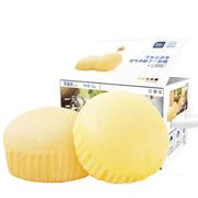 【返利10.8%】三只松鼠 原味軟嫩蒸蛋糕 1000g