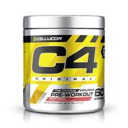 【送精益乳清蛋白粉0.9kg】Cellucor 原力C4氮泵 肌酸增肌充能運動氨基酸健身補劑 60份