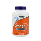 【7.7折】Now Foods Omega-3 魚油 200軟膠囊