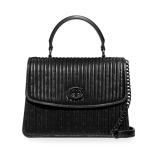"""Coach 1941 Parker 黑色包包 <b style=""""color:#ff7e00"""">$495(約3,522元)</b>"""