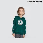 【返利14.4%】Converse 匡威 童裝連帽套頭衛衣