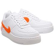 黃金碼有!Nike 耐克 Air Force 1 空軍1號 白橙色運動鞋