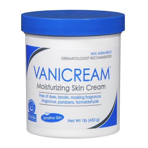 Vanicream 薇霓肌本 敏感肌保濕護膚霜 453g