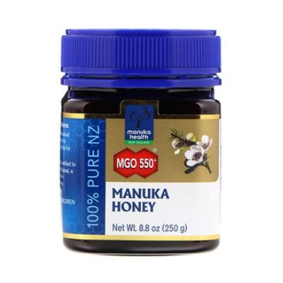 【8.5折】iHerb:新西蘭 Manuka Health 麥盧卡蜂蜜產品專場