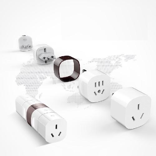 【返利3.96%】BULL 公牛 USB多國際通用旅行轉換插頭 200+國通用