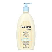 滿¥711-142!【中亞Prime會員】Aveeno 艾維諾 寶寶全天候無香型保濕乳液 532ml