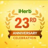 【23周年慶】天天大放價!iHerb:精選 Now Foods、Solaray 等熱銷品牌