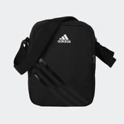 【返利5.76%】Adidas 阿迪達斯單肩包 DT4822 黑色