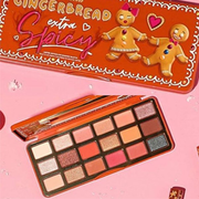 Nordstrom:Too Faced 新款圣誕限量系列彩妝,姜餅人眼影盤等