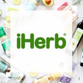 【本周優惠上新】iHerb:全場食品保健、美妝個護產品