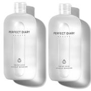 【返利4.32%】李佳琦同款!PERFECT DIARY 完美日記 氨基酸溫和凈澈卸妝水 500ml*2瓶