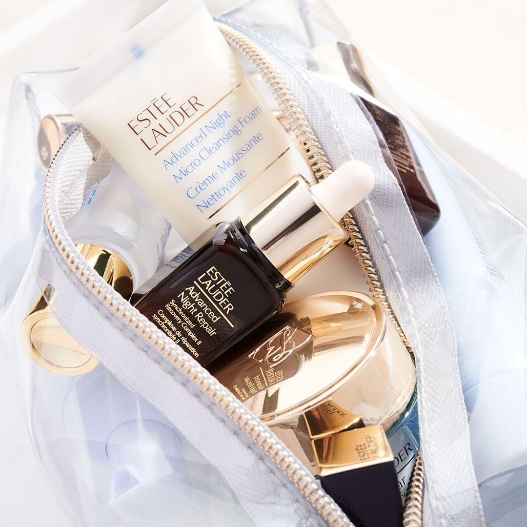 BELK:Estée Lauder 雅詩蘭黛小棕瓶精華,線雕精華,double wear 粉底液等美妝護膚