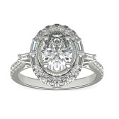 【55專享】新設計師來了!Blue Nile 中國官網:精選 Zac Posen 系列訂婚戒指