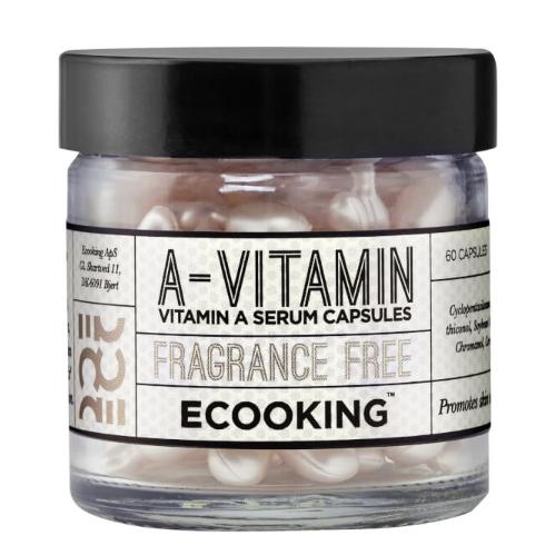 Beauty Expert:Ecooking 丹麥有機護膚品牌