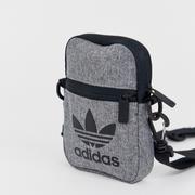 adidas Originals 三葉草灰色小背包
