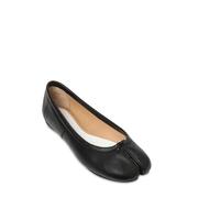 【湊單推薦】MAISON MARGIELA 黑色分趾芭蕾平底鞋