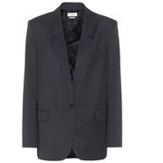 ISABEL MARANT, éTOILE Verix 黑色西裝外套