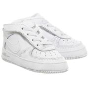 Nike 耐克 Air Force 1 空軍1號 白色嬰兒鞋
