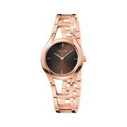 Calvin Klein 卡爾文·克萊因 Class 系列 玫瑰金色女士時裝腕表 K6R2362K