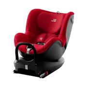 【史低價】BRITAX 寶得適 汽車安全座椅 雙面騎士 DUALFIX R 0-4歲 火焰紅