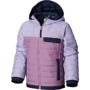 碼全!Columbia 哥倫比亞 Mountainside 大童款女童保暖夾克