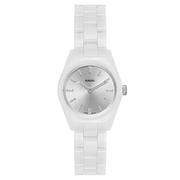 Rado 雷達表 Specchio 系列 銀白色女士氣質腕表 R31509102