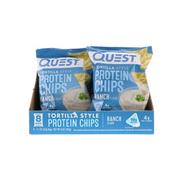 【補貨】2種口味可選!Quest Nutrition 乳清蛋白薯片 32g*8包