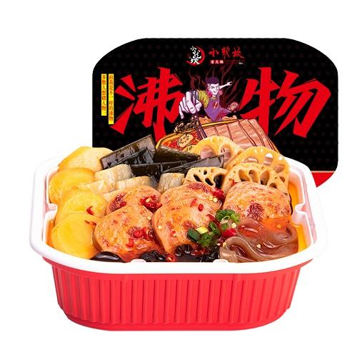 【返利14.4%】小龍坎 自熱小火鍋 390g*3盒