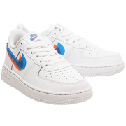 Nike 耐克 Air Force 1 空軍1號 白色運動鞋