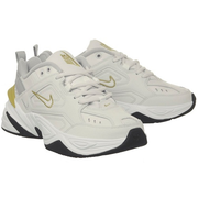 Nike 耐克 M2k Tekno 白金色老爹鞋
