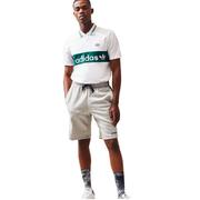 上新!adidas 阿迪達斯三葉草 復古Polo衫