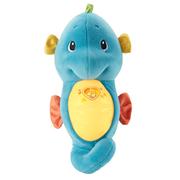 【返利1.8%】Fisher-Price 費雪 新生安撫玩具 新版聲光安撫海馬 GCK71*2只